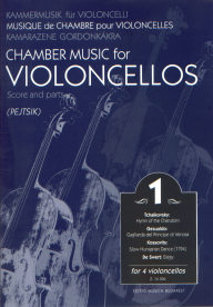 Chamber music for cellos vol.1 image