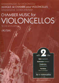 Chamber music for cellos vol.2 image