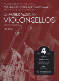 Chamber music for cellos vol.4 image