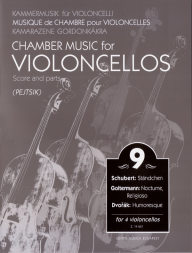 Chamber music for cellos vol.9 image