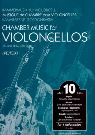 Chamber music for cellos vol.10 image