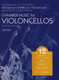 Chamber music for cellos vol.12 image