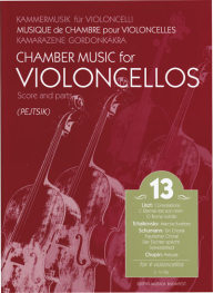Chamber music for cellos vol.13 image