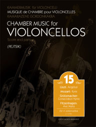 Chamber music for cellos vol.15 image