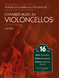 Chamber music for cellos vol.16 image