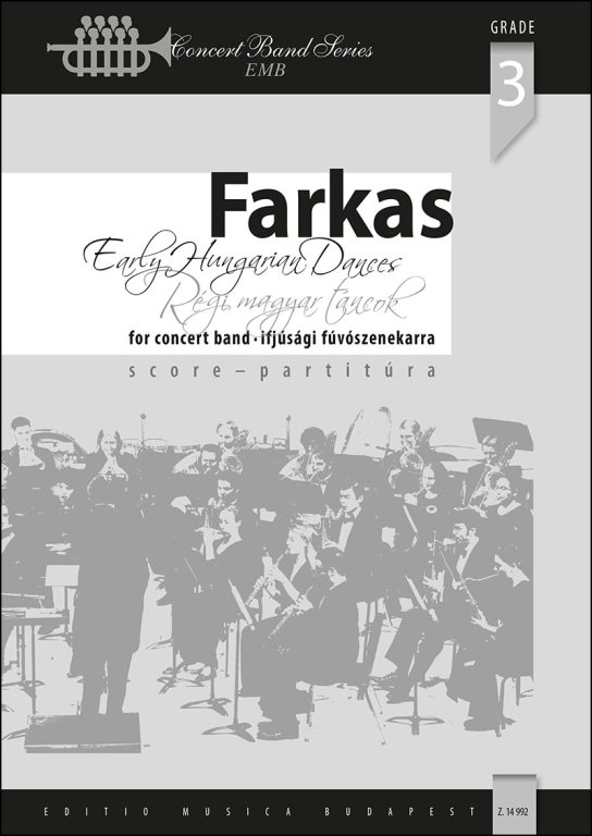 Farkas: Early Hungarian Dances from the 17th century – Online sheet