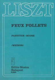 Feux Follets Will O' The Wisp (Transcendental Etude No 5)