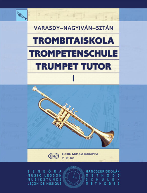 Varasdy: Trumpet Tutor 1 – Online sheet music shop of Editio
